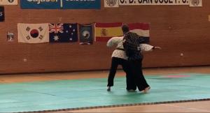 video Spanje Hapkido